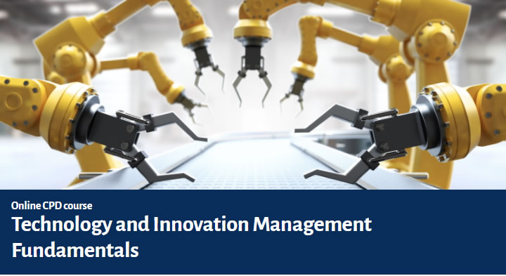 Technology and Innovation Management Fundamentals