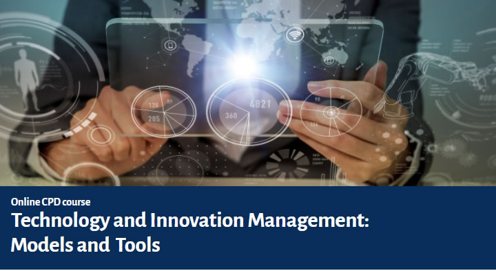 Technology and Innovation Management - Models and Tools